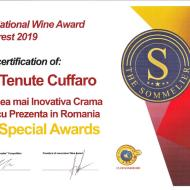 International Wine Award 2019 - Special Awards